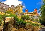 Lisbon to Sintra and Cascais Small-Group Tour with Pena Park,