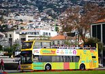 Funchal Hop-On Hop-Off Tour 3 in 1. Funchal, PORTUGAL