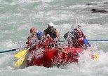 Sunwapta Challenge Whitewater Rafting: Class III Rapids, Jasper, CANADA