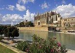 Excursão a pé e cruzeiro pela cidade velha de Palma de Maiorca. Mallorca, Espanha