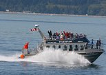 Whale-Watching Cruise with Expert Naturalists. Isla de Vancouver, CANADA