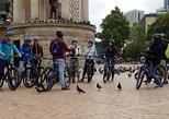 Excursão de bicicleta pelo mercado de frutas de Bogotá e locais históricos,