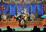 Chengdu Sichuan Opera Show Admission at Shufeng Yayun Teahouse. Chengdu, CHINA