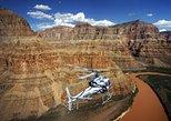 Recorrido en helicóptero de lujo por el Gran Cañón y el Lago Mead desde Las Vegas,