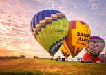 Hot Air Ballooning Over The Hunter Valley Including Breakfast. Hunter Valley, AUSTRALIA
