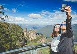 Blue Mountains para grupos pequenos de Sydney com o River Cruise,