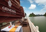 Genesis: Halong Bay Small Group Day Tour w/ Luxury Shuttle & Highways. Hanoi, Vietnam