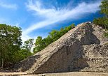 Tulum Coba Cenote from Playa del Carmen. Tulum, Mexico