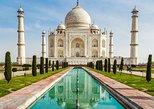 Private Taj Mahal and Agra Fort in One Day from New Delhi. Nueva Delhi, India
