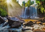 Kulen Waterfall & 1000 Lingas Join-in Tour. Siem Reap, Cambodia