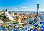 Recorrido turístico por la Barcelona de Gaudí desde la Costa Brava. Girona, ESPAÑA