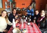 A experiência de vinho Tannat saindo de Montevidéu. Montevideo, Uruguai