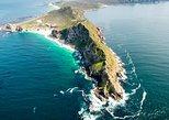 Península del Cabo y Cabo de Buena Esperanza Vuelo panorámico en helicóptero. Ciudad del Cabo, SUDAFRICA