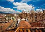 Excursão privada de meio dia a Cuenca incluindo Mirador de Turi,