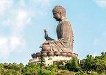 Excursión a la isla de Lantau: Teleférico, Buda Gigante, recorrido en barco por Tai O.. Hong Kong, CHINA