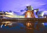 Visita en grupos pequeños al interior y el exterior del Guggenheim Bilbao. Bilbao, ESPAÑA