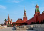 Red Square and the Moscow Kremlin. Moscu, RUSSIA