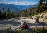 Recorrido en quad Mountain Explorer. Whistler, CANADA