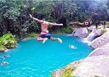 Montego Bay to Blue Hole Tour with Dunn's River Falls. Trelawny, JAMAICA