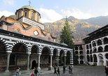 Visita al Monasterio Rila y cata de vinos. Sofia, BULGARIA