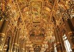 Visita a pie secreta de París con el Palais Royal y Ópera Garnier,