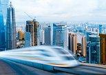Traslado en tren rápido al hotel del aeropuerto de Shanghai Pudong (PVG). Shanghai, CHINA