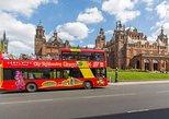 Excursão de ônibus de turismo de Hop-On Hop-Off de Glasgow. Glasgow, Escócia