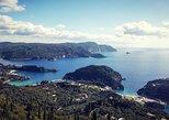 Excursión por la costa de Corfú y recorrido por la ciudad con visita al Balcón de los Dioses. Corfu, GRECIA