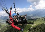 Tandem Paragliding Experience with Transport from Interlaken. Interlaken, Switzerland