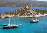 4 Day Turkey Gulet Cruise: Olympos to Fethiye. Fethiye, Turkey