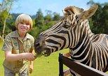 Australia Zoo by Croc Express Coach. Brisbane, AUSTRALIA