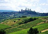 Siena to San Gimignano and Chianti Food and Wine Private Tour. Siena, ITALY