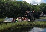 3 - 4 hours Everglades Tour from Miami, Miami, FL, UNITED STATES