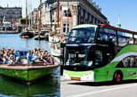 Excursión en autobús y barco con paradas libres por Copenhague y jardines de Tivoli. Copenhague, DINAMARCA