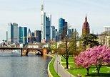 Visita turística privada de Frankfurt con transporte aéreo de de ida y vuelta, Frankfurt, ALEMANIA