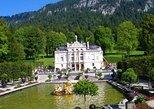 Excursión con noche en los castillos reales: Linderhof, Hohenschwangau y Neuschwanstein, Munich, ALEMANIA