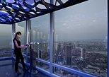 Aquário de Dubai e mirante do Burj Khalifa: Ingresso combinado,
