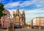 St. Petersburg Shore Excursion 2-Day City Group Tour with Visa. San Petersburgo, RUSSIA