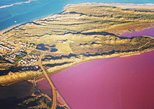 70-minute Pink Lake and Port Gregory Scenic Flight From Gerald. Geraldton, AUSTRALIA