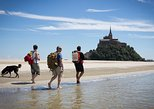 Walking Tour of Le Mont Saint-Michel. Monte Saint-Michel, FRANCE