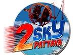 Paseo en Rocket Ball en 2 SKY Pattaya. Pattaya, TAILANDIA