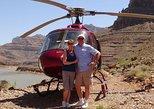 Recorrido en barco y en helicóptero al West Rim del Gran Cañón desde Las Vegas,