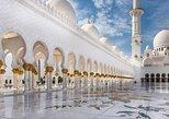 Excursão em Abu Dhabi saindo de Dubai,