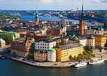 5-hour Stockholm Grand Shore Excursion. Estocolmo, Sweden