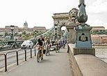 Excursão de bicicleta privada em Budapeste com parada para café,