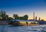 Seine River Cruise with Dinner and Live Music,