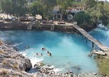 Blue Thermal Lagoon and Fevziye Village Day Trip from Dalyan. Mugla, Turkey
