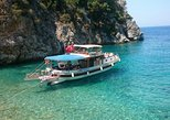Full-Day River Delta and Secluded Bays Boat Trip from Dalyan. Mugla, Turkey