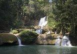 Recorrido de safari por el río Negro, las cataratas YS y la fábrica de ron Appleton desde Ocho Ríos, Ocho Rios, JAMAICA