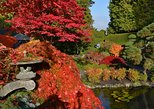 Butchart Gardens in the Fall, Shuttle & Entry, Victoria, CANADA